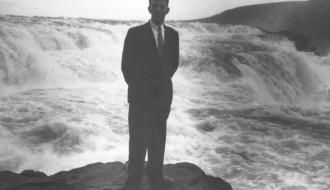 VB á Íslandsferð í 1959.