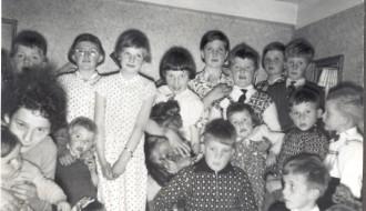 Børn í føðingardegi