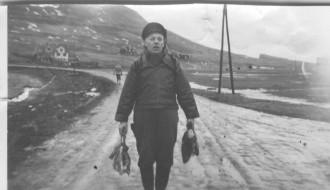 Jørgen Olsen aftur úr grind