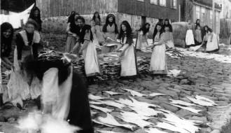 Vaska fisk á Gørðunum