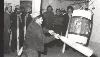 Tunnusláttur í Klubbanum í 1978