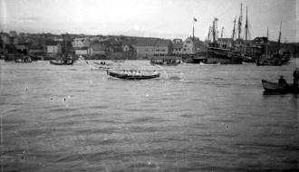 Kappróður á Ólavsøku í Havn