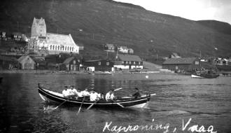 Hvalurin á Vágsfjørði