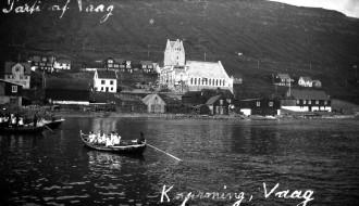 Kappróður í Vági