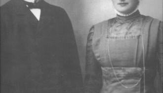John Pauli Vilhelm og konan Maren Helena