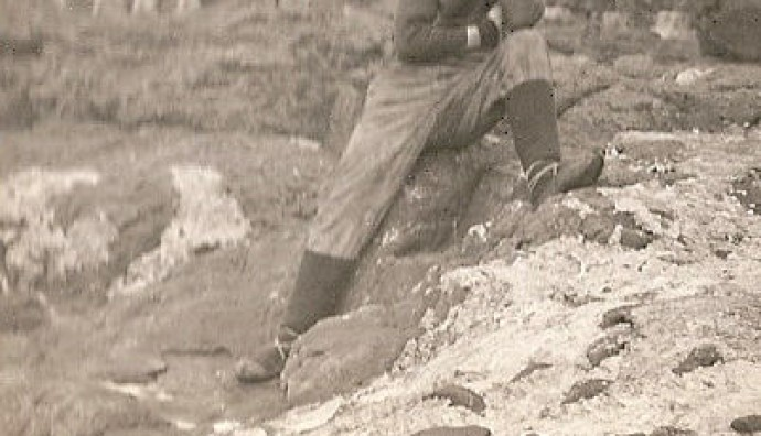 Á Vágseiði í 1930unum