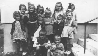 Børn við Misá