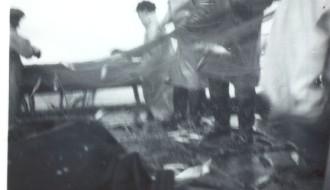 Umborð á City of Norwich í 1963