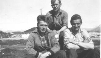 Við Elin í Grønlandi í 1958/1959