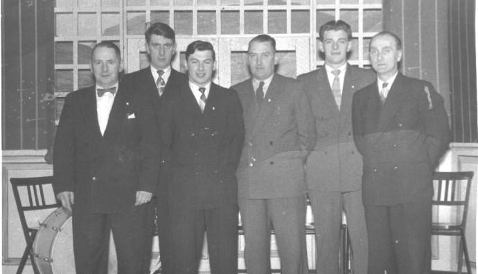 Nevndin í VB í 1957