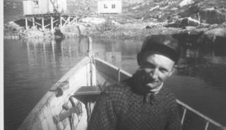 Í Grønlandi í 1960