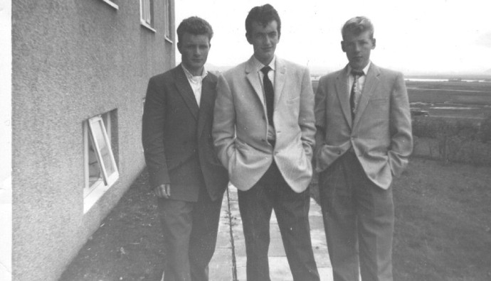 Í Reykjavík í 1959