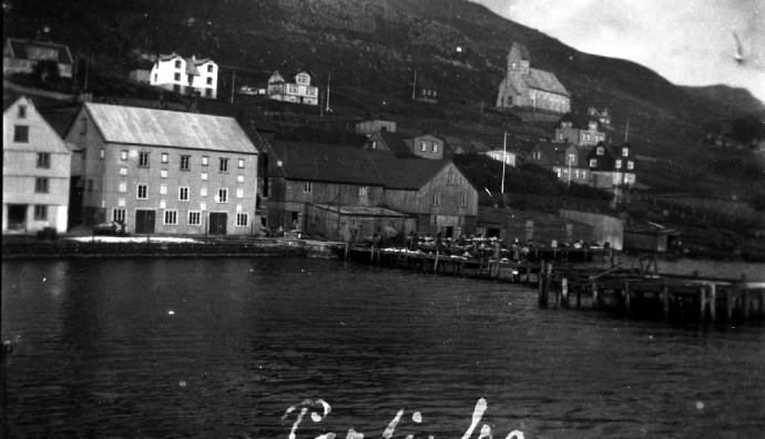 Hjá Thomsen á Tvøroyri