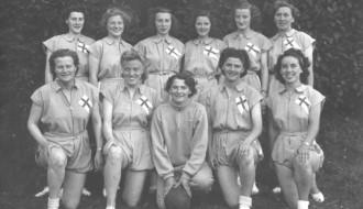 Hondbóltslandsliðið í 1949
