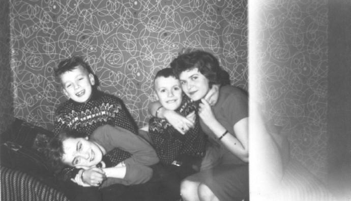 Páll, Jónhild, Jákup og Jónhild