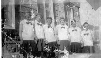 Fiskagentur á Løðhamri, sum róðu kapp á jóansøku í 1930