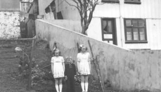 Marna, Óli og Jona
