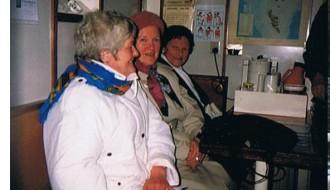 Konsertferð í Kallsoynni í 1995
