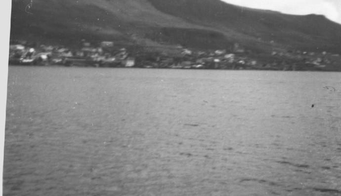 Á Trongisvágsfirði