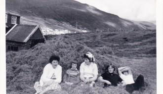 Tey hoyggja við Kráir