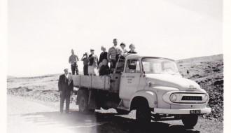 Lastbilurin hjá Harry Strøm