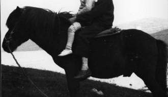 Á hestbaki