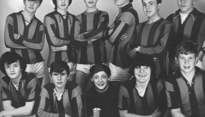 VB dreingir vunnu FM í 1969