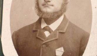 Petur Hans Dahl við Krosslið