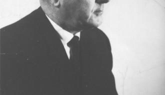 Andreas Djurhuus borgarstjóri í 24 ár