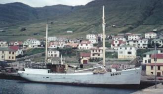 Saint Jacques TG 56 á Vági í 1966