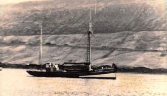 Carl TG 309 á Vágsfjørði