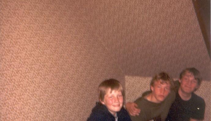 Summarfrí í Danmark í 1980unum