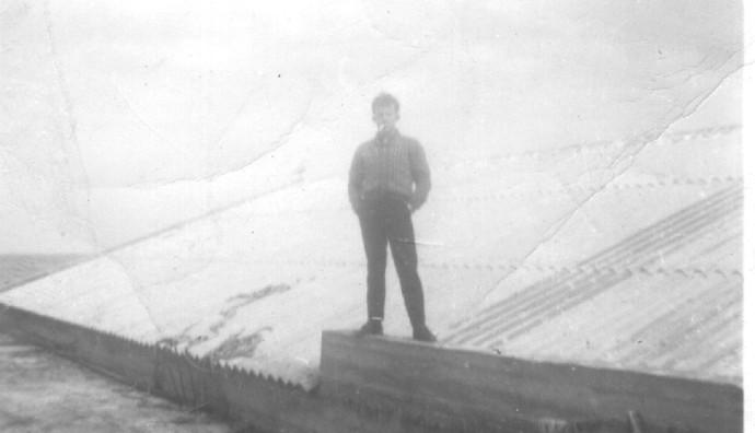 Niels við Gjógvará