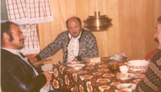 Kaffiprát: Gunnleif, Niels og John
