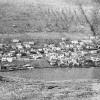 Panorama mynd av Vági í 1972