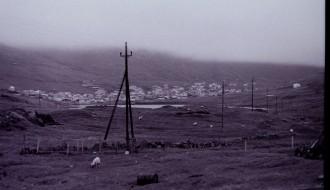 VB-trøðin áðrenn VB-húsið og Vágs Høll