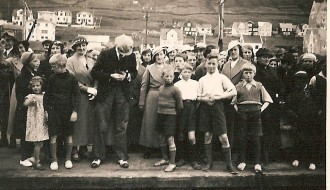 Á keiini í Vági í 1930unum