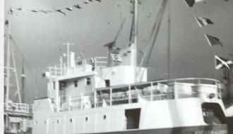 Jógvan á Gørðunum í 1963
