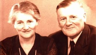 Marianna og Petur á Gørðunum