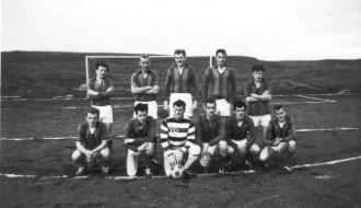 VB á Íslandsferð í 1965