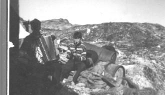Í Grønlandi