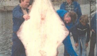 Gudmund Larsen landar kalva