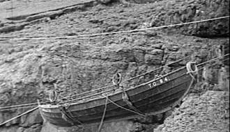 Gamli tráðbanin á Eiðinum
