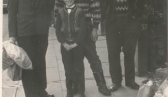 Í Grimsby í 1962