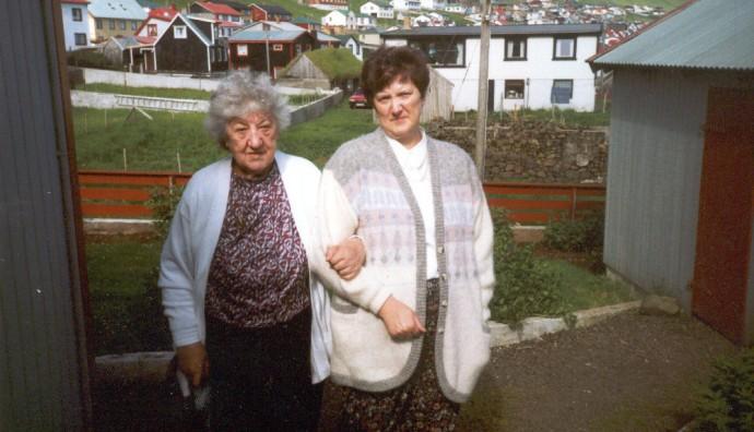 Móður og dóttir