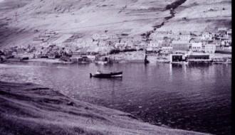 Skip á Vágsfirði