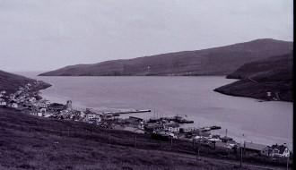 Vágur og Vágsfjørður