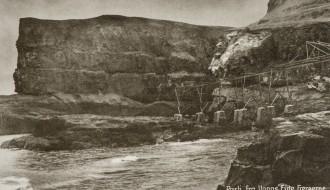 Tráðbanin á Eiðinum
